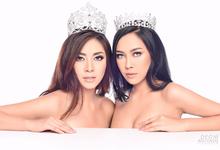 Miss Earth 2016 & World Beauty Queen 2017 by Ciel Makeup Artist