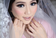 Marcella safira wedding look  by Ciel Makeup Artist