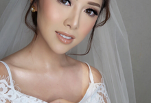Kevin and Luisa Andrea Wedding ( miss earth 2016 ) by Ciel Makeup Artist
