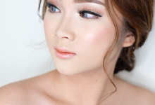Miss Yennyta Lam by Ciel Makeup Artist