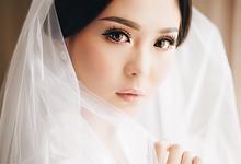 Windy adysty wedding by Ciel Makeup Artist