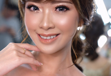 Thailand wedding for poppy  by Ciel Makeup Artist