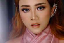 Modern look wedding by Ciel Makeup Artist