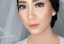 David & mei wedding by Ciel Makeup Artist