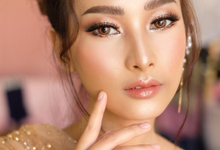 Thailand look for wedding by Ciel Makeup Artist