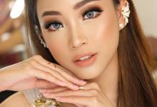 Jennie wedding makeup by Ciel Makeup Artist