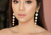 April wedding look by Ciel Makeup Artist