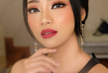 new look thailand wedding by Ciel Makeup Artist