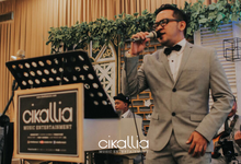 Siska & Dira Wedding by Cikallia Music Entertainment