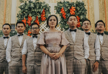 WEDDING MUTI & FAHRI by Cikallia Music Entertainment