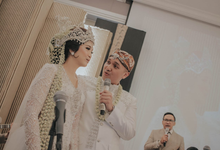 WEDDING BENITA PUTRI & NANDA by Cikallia Music Entertainment