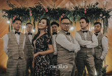 WEDDING INTAN & DHIKA by Cikallia Music Entertainment