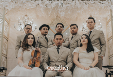 WEDDING MESA & DATU by Cikallia Music Entertainment
