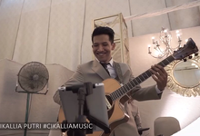 WEDDING SAGITA & YANUAR by Cikallia Music Entertainment