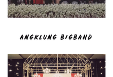 ANGKLUNG BIGBAND for Biya & Jaka by Cikallia Music Entertainment