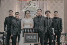 WEDDING MOODY & ALFIAN by Cikallia Music Entertainment