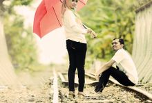 prewedding Kholis & Wahyu by WINOZ PHOTOVIDEOGRAPHY