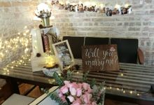 Rustic Proposal - Jun Jie & Cheryl by Thewhalingheart