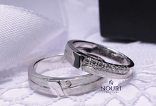 Cincin Palladium by Nouri Jewellery