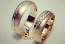Couple Ring simple by Morolaris Jewelry