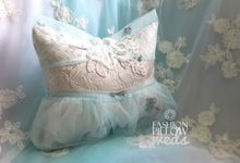 Irene's Cinderella Bridal Shower by Fashion Pillow Weds