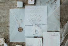 Ian & Franciska - Dreamy Elegant Wedding by Behind The Vows