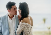 Prewedding of Haotao & Huping by Infinity Bali Photography