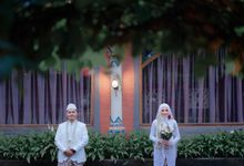 The Wedding of Indah + Lutfi by Cakka Journey