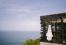 Ck & Quennezy -  Bali Wedding by Chester Kher Creations