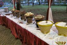 Traditional Wedding At TMII by Helen's Catering