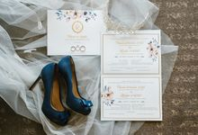 The Wedding of Chandra & Lietalia by Creatopics