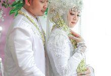 Wedding Of Tria & fajar by Skai Picture