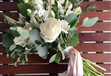 Bridal Bouquets by The Olive 3 (S) Pte Ltd