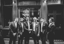 Wedding of Claire & Derhan by Shelby Ellis Photography