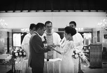The Wedding of Clara & Wisnu by Hibiki Productions