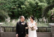 Clarence and Priska by Amour Management