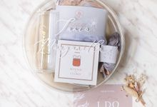 BRIDESMAID BOX + STYLING by PORTÉ by Clarin