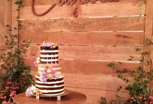 Sweet 17th Birthday - Clarissa by Lareia Cake & Co.