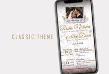 Modern Themes by V Invitation Online