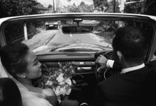 Dreamed Wedding Car by Lusi Damai Classic Car Rent Bali
