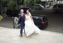The Wedding of Laila and Don at Phalosa Villa by Classicku Bali Wedding