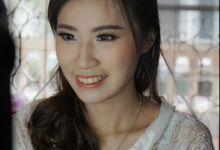 Bride's Morning Look by Vita Ester Makeup