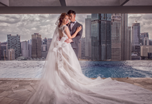 Style Pre-Wedding Photography  by Click4Loves Photography