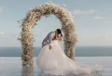 The Wedding of Martine and Cliff by Alila Villas Uluwatu