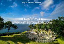 Rustic Romantic Wedding in Bali by Bali Wedding Decoration