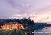 Red Maroon & Navy Blue Wedding theme by Bali Wedding Decoration