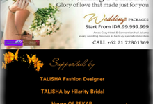 Amoz WEDDING PACKAGE by TALISHA