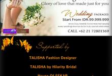 Amoz WEDDING PACKAGE by TALISHA