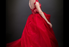 Gown Photoshoot for Stephany Amanda Couture by Clique Photofactory