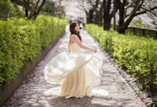 Pre-Wedding Gown by Cloche Atelier